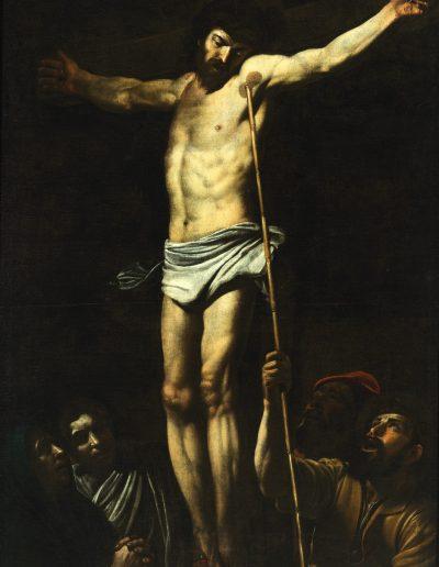Battistello Caracciolo crocifissione 1516