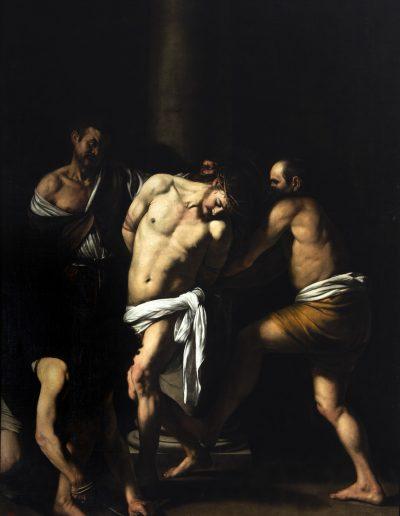 Caravaggio Flagellazione Capodimonte