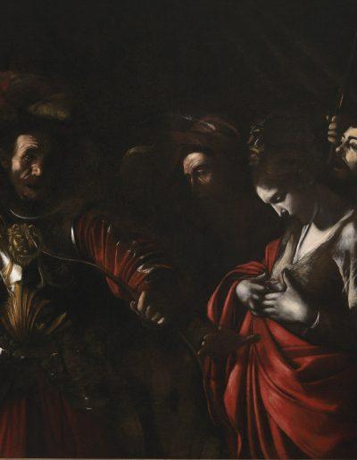 Caravaggio Martirio di Sant'Orsola