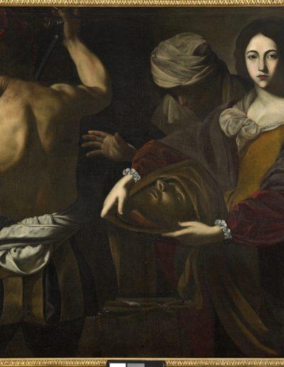 Massimo Stanzione Salomè con la testa di Battista